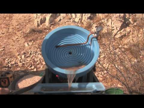 Desert Fox spiralkoncentrator