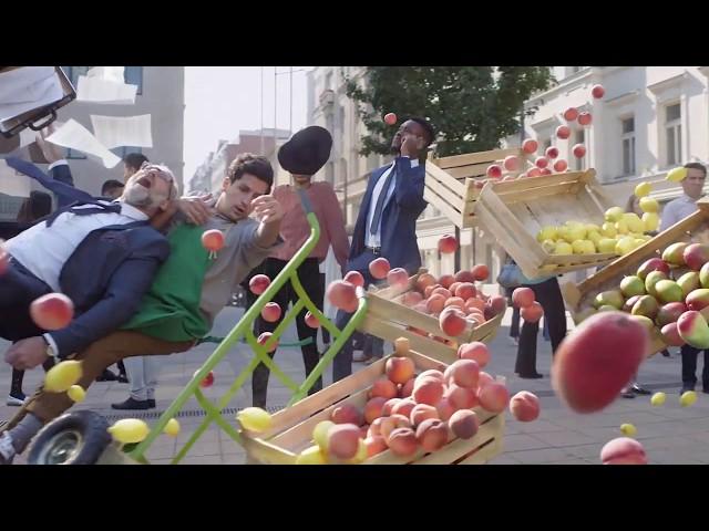 Fuze Tea commercial