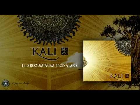 Tekst piosenki Kali - Zrozumiałem po polsku