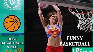 Best BASKETBALL Vines Ep #1 | FUNNIEST & Best Basketball Moments Compilation  2015