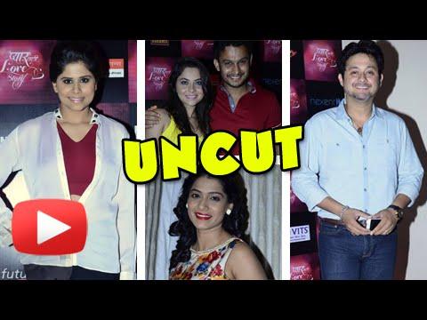 Video Music Launch Uncut - Pyaar Vali Love Story - Swapnil Joshi, Sai Tamhankar - Marathi Movie download in MP3, 3GP, MP4, WEBM, AVI, FLV January 2017