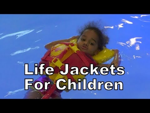 Life Jackets for Children