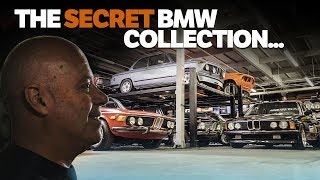 Uncovering The Secret BMW Collector by Car Throttle