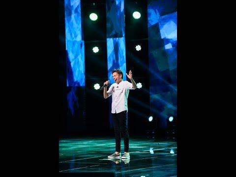 """Daniel Balavoine - """"S.O.S d'un terrien en detresse"""". Vezi cum cântă Eduard Ungureanu, la X Factor"""