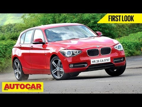 BMW 1 Series India Road Test and a Chat With Sachin Tendulkar | First Drive | Autocar India