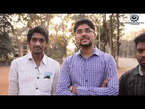 Campus Quiz on Entrepreneurship: Introducing E-Adda [IIT KGP]
