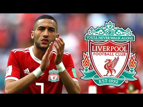 ZIYECH TO SIGN FOR LIVERPOOL? | £25 MILLION BARGAIN RELEASE CLAUSE | AJAX CONFIRM HE CAN LEAVE