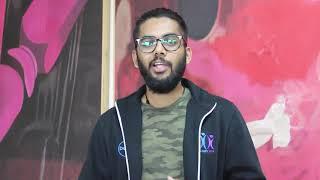 Prateek Agarwal, Class of 2017; B.Tech. CSE at Dell.