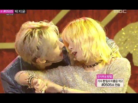 Trouble Maker - Now , 트러블메이커 - 내일은 없어 Music Core 20131109