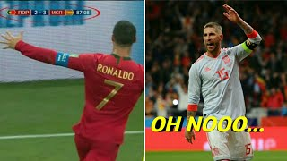 Video DRAMATIS : 10 Gol Menit Akhir Ronaldo Melawan Team Besar MP3, 3GP, MP4, WEBM, AVI, FLV September 2018