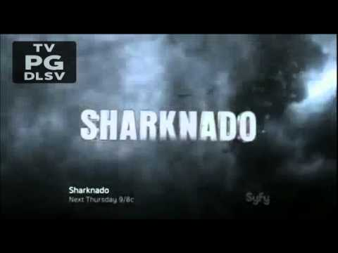 Sharknado TV Trailer