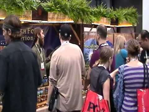0 Health Force Nutritionals, Dr. Jameth Sheridan, Videos from Natural Products Expo