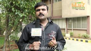 Cinematographer Arul Rajavarman Speaks at Kadhal Panchayathu Movie Audio Launch