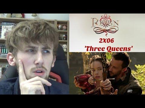 Reign Season 2 Episode 6 - 'Three Queens' Reaction