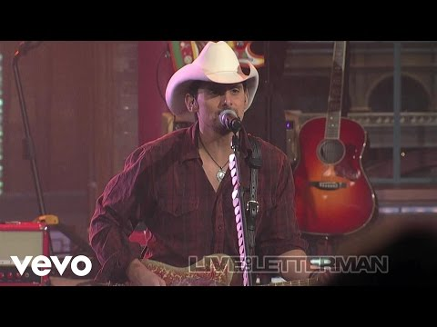 Saturday Night Live Sweden - Music video by Brad Paisley performing American Saturday Night (Live on Letterman). © CBS Interactive Music Group, a division of CBS Radio, Inc.