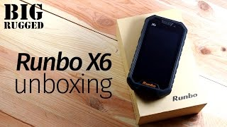 Nonton Runbo X6 Ultimate Survival Phone 2015 Unboxing Film Subtitle Indonesia Streaming Movie Download