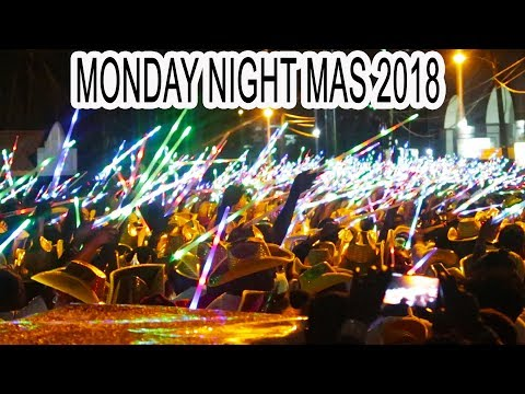 Grenada Monday Night Mas 2018