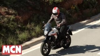 9. MCN ride the Honda CB500X | First Rides | Motorcyclenews.com