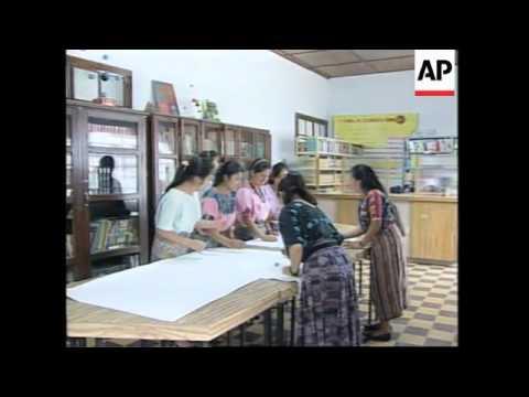 GUATEMALA: POPE JOHN PAUL II TO BEATIFY A GUATEMALAN NUN