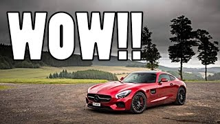 MY 625BHP AMG GTS TUNED BY RENNTECH!!! by Supercars of London