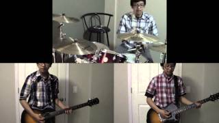 Parmore - Still Into You (Drum/Guitar Covers)
