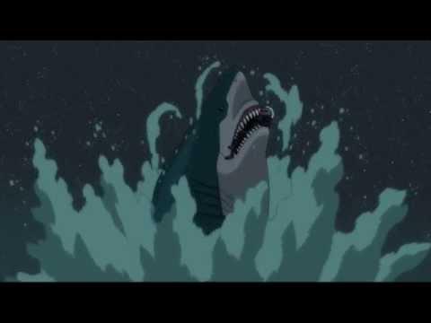 Aquaman KILLS Black Manta! - Justice League: Throne of Atlantis