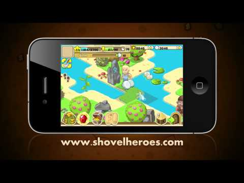Video of Shovel Heroes