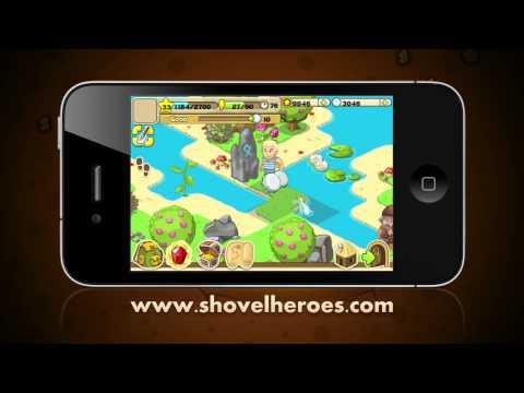 Video of Shovel Heroes