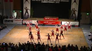 Ecktown-Showteam - Deutsche Meisterschaft 2013