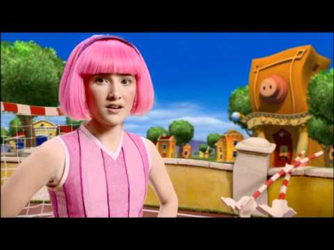 SupportJuli - LazyTown Love