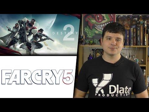 [xDigest новостей] Destiny 2, бесплатные выходные в Overwatch, Life is Strange 2 – быть?