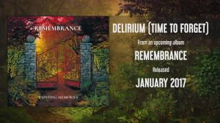 Video Painting Memories - Delirium (Time to Forget) - Official Audio