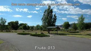 Fruita (CO) United States  City new picture : Fruita Campground, James M. Robb-Colorado River State Park, Colorado Campsite Photos