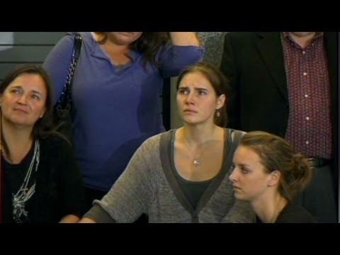 knox - Rome bureau chief Barbie Latza Nadeau says Amanda Knox