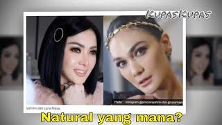 Download Video Luna Maya Tampil Natural, Syahrini Ditantang NETIZEN Hal yang Sama! MP3 3GP MP4