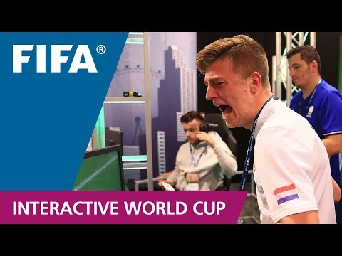 LIVE NOW ! FIWC 2017 - Group Stage Matches