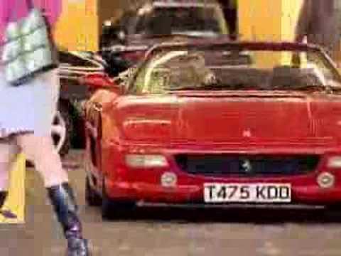 Funny Ferrari Comercial