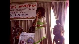 Ethiopian Cultural Song By Our Band