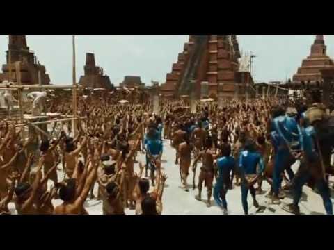 Video Templo y ceremonia maya en Apocalypto (Mel Gibson, 2006) download in MP3, 3GP, MP4, WEBM, AVI, FLV January 2017