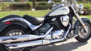 8. Used 2009 Suzuki Motorcycles Boulevard C50 for sale in Tampa fl
