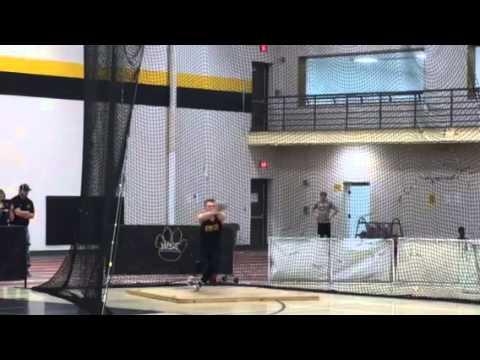 Richard Sweeney, Wayne State NE Wildcat Open
