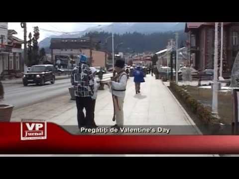 Pregătiți de Valentine's Day