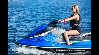 10. A Perfect Day on the Water With the Yamaha EX WaveRunner