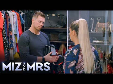 Maryse threatens Miz after he threatens to 86 her shoes: Miz & Mrs., Nov. 9, 2020