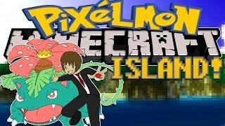 Minecraft: Pixelmon Island (Pokemon Mod) #20 FINAL COUNTDOWN!