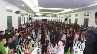 Coral UMADEC no 3º dia de Congresso de Mocidade 2017 - Atos 2