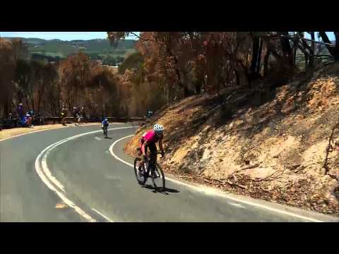Santos Women's Tour - stage three video highlights