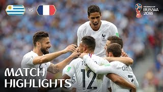 Video Uruguay v France - 2018 FIFA World Cup Russia™ - Match 57 MP3, 3GP, MP4, WEBM, AVI, FLV Februari 2019