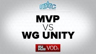 MVP Phoenix vs WGU, game 1