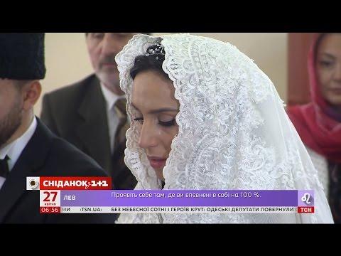 Співачка Джамала вийшла заміж за свого коханого Бекіра Сулейманова - DomaVideo.Ru